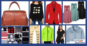 Clothing, Shoes and Accessories Auction - Denton, TX