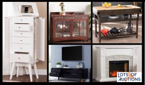 Contemporary Furniture Auction - Fort Worth, TX
