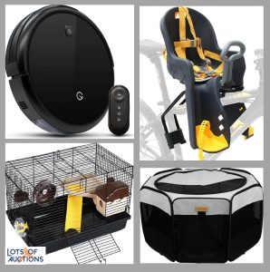 Home Improvement, Kitchen, Home Goods, Electronics and More Auction - Denton, TX