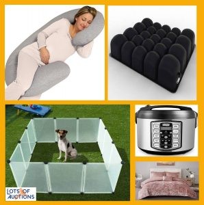 Kitchen, Home Goods, Baby, Home Improvement, Pet Supplies and More Auction - Denton, TX