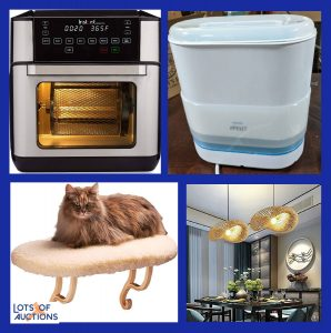 Baby, Home Goods, Electronics, Home Improvement, Kitchen, and More Auction - Dallas, TX