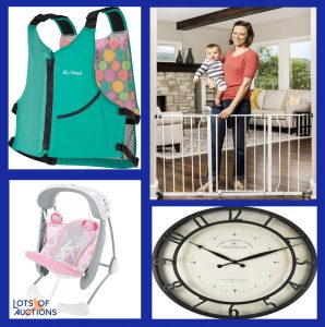 Home Goods, Baby, Electronics, Home Improvement, Kitchen, and More Auction - Dallas, TX